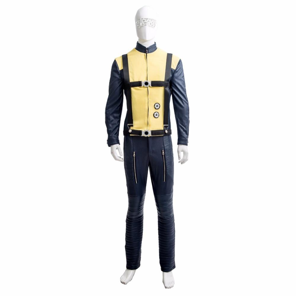 X-moški kostumi Magneto kostum - Karnevalski kostumi