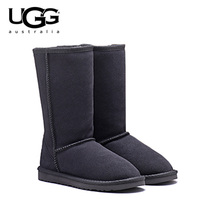 2019 Original UGG Boots 5815 Women uggs snow shoes Winter Boots UGG Women's Classic Leather Tall Snow Boot ugged women shoes