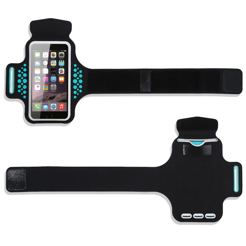 Haissky 5.5 '' Universal vattentät löpande sporttelefonfodral för - Reservdelar och tillbehör för mobiltelefoner - Foto 4