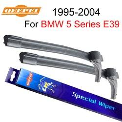 QEEPEI مساحات شفرة ل BMW 5 سلسلة E39 1995-2004 26 '+ 22 ''اكسسوارات السيارات ل السيارات المطاط الزجاج الأمامي ماسحة الزجاج الأمامي CPZ103