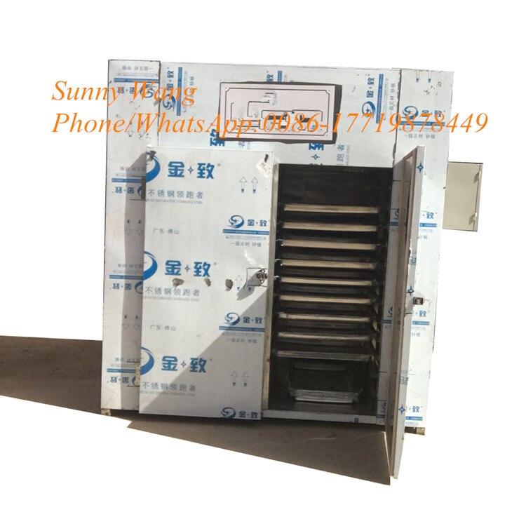 Séchoir électrique de fruits de machine de dessiccateur de concombre de mer de 48 plateaux séchoir/déshydrateur industriels de nourriture