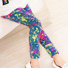 Pants for girls 2016 Spring Summer