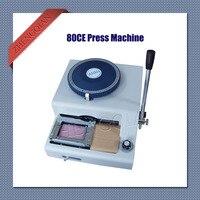 Bilgisayar ve Ofis'ten Yazıcılar'de 80CE Model manuel kod yazıcı pvc embosser makinesi 80 kelimeler