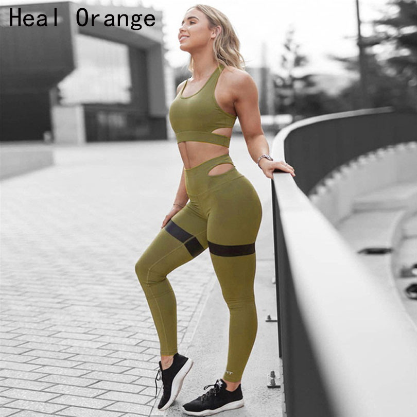 Heal Orange Sport Wear Women Set Jogging Femme Survetement Ensemble Training Clothes Women Gym Wear Women Jogging Sets Sport Set skagen ремни и браслеты для часов skagen sk694xltmb