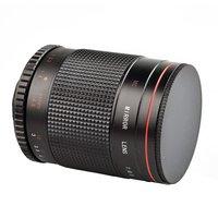 Профессиональный 500 мм f/8 зеркальный телеобъектив HD + Крепление Адаптер для E Mount A6000 A5100 NEX 5N 7 C3 5 3 камеры