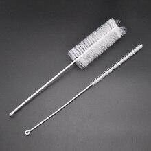 Щетка для чистки кальяна и кальяна с 2 размерами щеток Шиша кальянная трубка аксессуары для чистки щеток