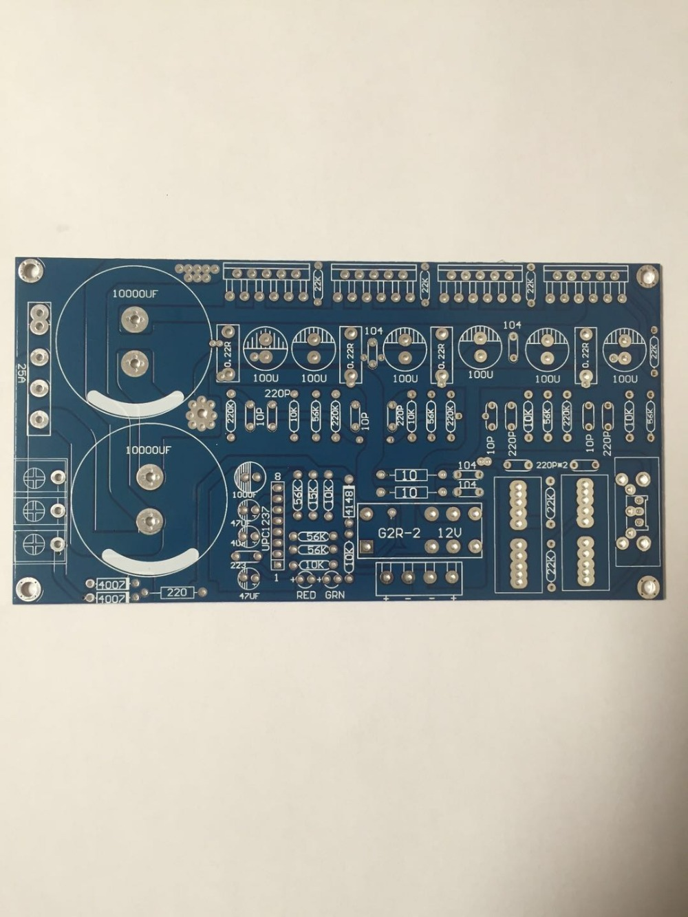 Fannyda Lm3886 Dual Parallel Pure Back Stage Power Amplifiers Strip High Amplifier Circuit Using Integrated Protection Circuits Board Pcb Blank In From Consumer Electronics On