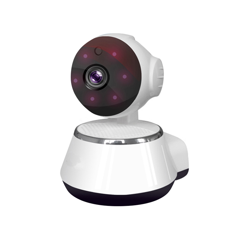 Home Security IP Camera Wireless Smart WiFi Camera WI-FI Audio Record Surveillance Baby Monitor HD Mini CCTV Camera V380