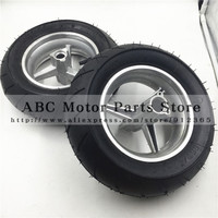 Pocket Bike Wheel 110 50 6 5 And 90 65 6 5 Front And Rear One