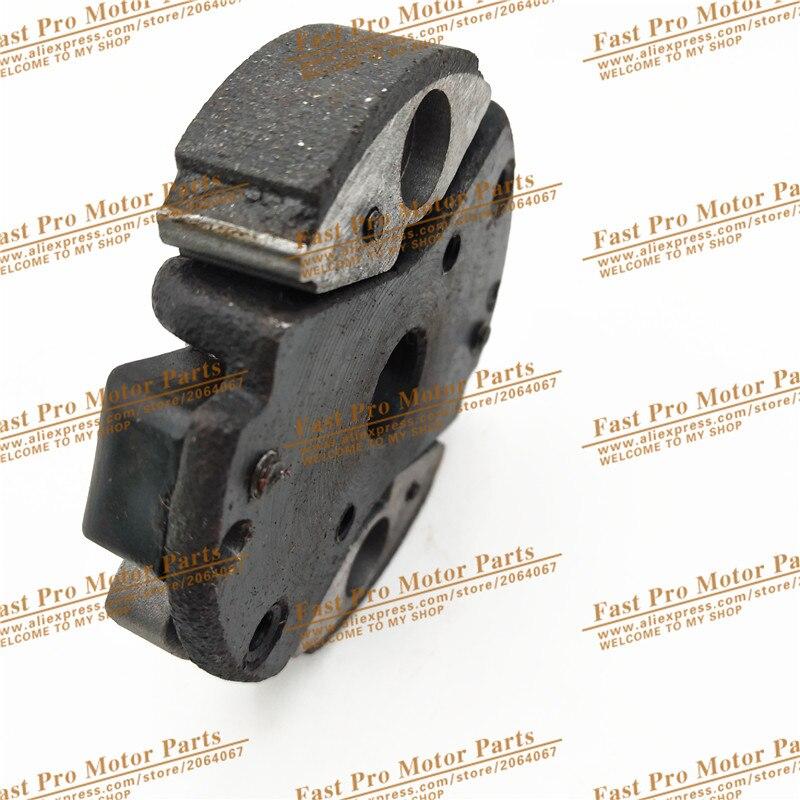 49cc Kupplung Motor Leistung Für 2 Hub Tasche Dirt Pit Bike Mini Moto Motor ATV Quad Buggy 47cc 49cc motor teile