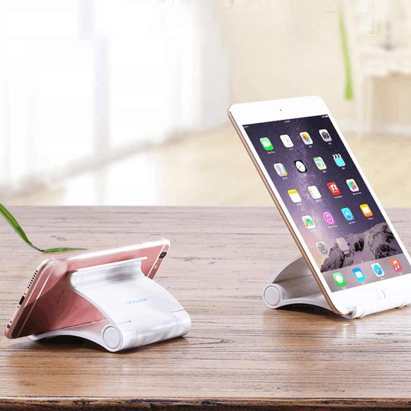 Vention Mobile Phone Holder For iphone Xiaomi Flexible Dest Phone Stand Universal Desk Holder For Huawei Samsung ipad Tablet PC 5