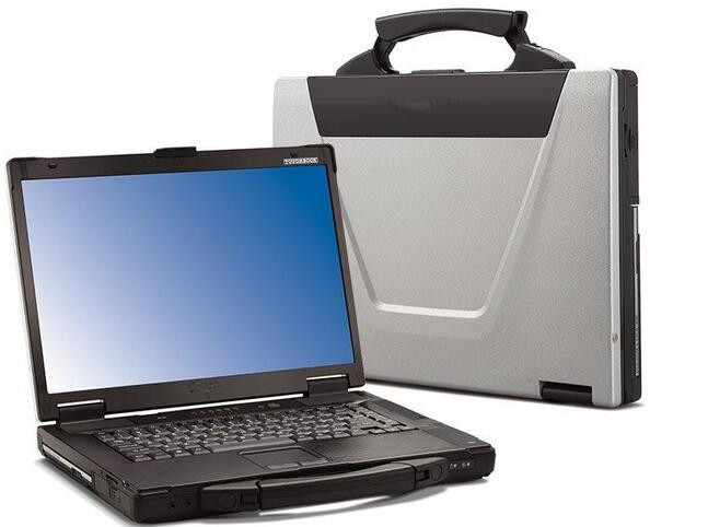 toughbook cf52 cf 52 auto diagnostic computer without hdd 4g font b ram b font with