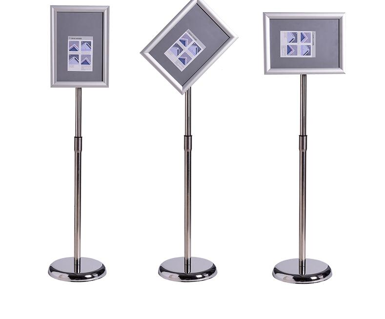 Floor Sign Stand A3 Floor Poster Menu Frame Lifting Billboard Hotel Door Guide Advertising Banner Floor Stand Signage Rack Office & School Supplies