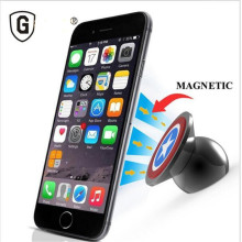 High quality Captain America car phone holder 360 degrees Magnetic Phone Car Mount Kit Holder for iPhone for Samsung GPS