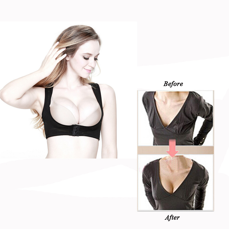Beauty & Health Responsible 2017 New Releases Silicone Push Up Strapless Invisible Bra Chest Support Brace Posture Corrector Body Sculpting Strap For Lady Bath & Shower