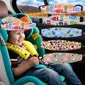 Креативный дизайн Авто Автомобильное Сиденье Подголовник дети открытый короткий срок путешествия поддержка головы во сне Подушка Прямая п...
