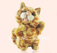 free shipping cat cartoon garfield cat fat cat toys