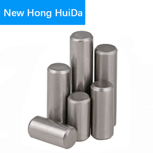 50pcs Cylindrical Pin Dowel 304Stainless Steel M5X10/12/14/16/18/20/25/30