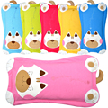 Soft Comfortable Stereotypes Baby Anti-migraine Cotton Pillow Suitable For 0-3 Years Old T01