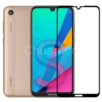 75 Pcs/Lot 2.5D Premium Tempered Glass for Huawei Honor 8S Full Coverage Screen Protector Protective Film for Huawei Y5 2019
