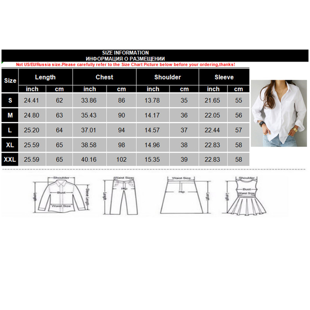 2020 Autumn New White Blouse Shirt Casual Loose Long Sleeve OL Style Shirt Women Korean Office Tops Streetwear 6