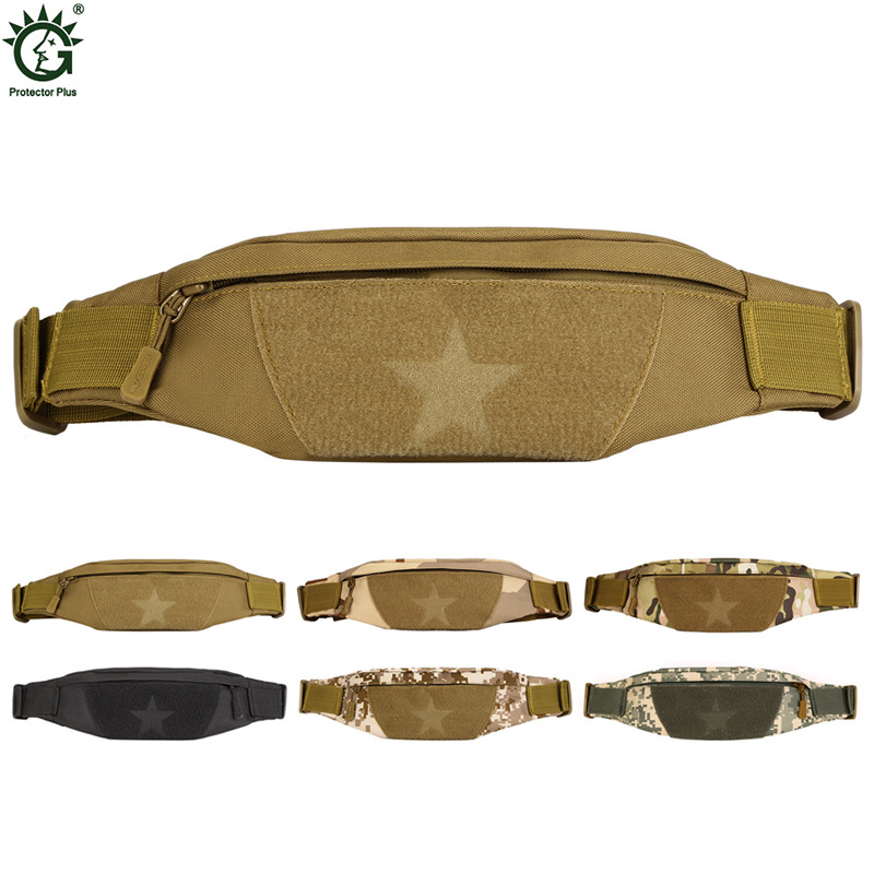 Fine Jewelry Military Waterproof Male Hip Belt Bum Fanny Pack Casual Man Travel Diagonal Package Men Nylon Pouch Best Backpack Free Holograms