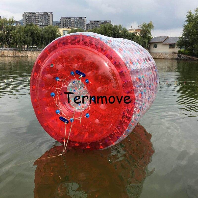 Roues à eau de boule de roulement d'aqua, roue de ballon de roulement de rouleau d'eau de Tube de boule de marche de l'eau pour des enfants d'adultes