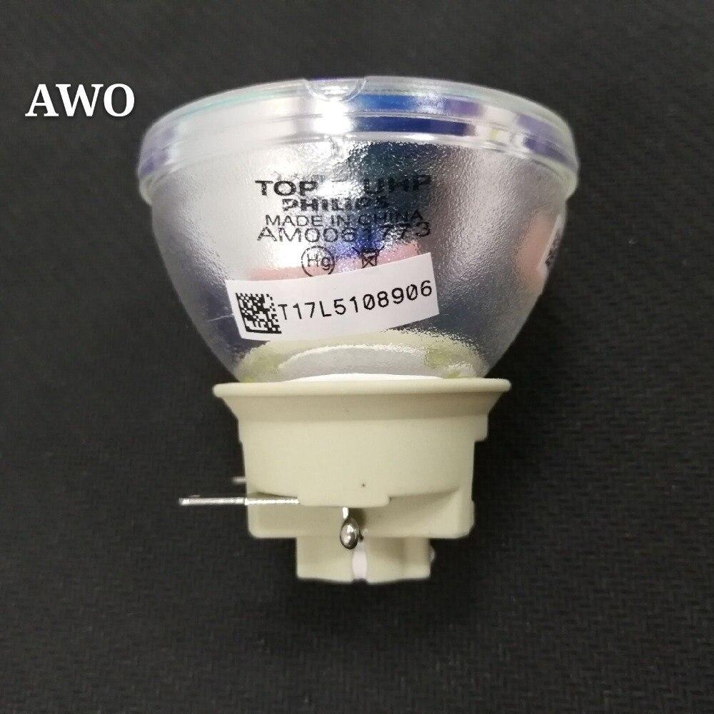 100% Original bare lamp BL-FP240E/SP.78V01GC01 for Optoma UHD60 UHD65 H7850 Projectors 240W E20.7100% Original bare lamp BL-FP240E/SP.78V01GC01 for Optoma UHD60 UHD65 H7850 Projectors 240W E20.7