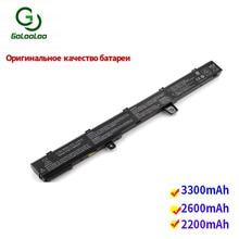 Golooloo 4 cells laptop battery for Asus A31LJ91 A31N1319 A41N1308 0B110-00250100M X45LI9C YU12008-13007D YU12125-13002