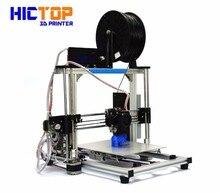 HICTOP Impresora 3d Алюминия 3D Принтер, auto level и нити управления, высокая Точность