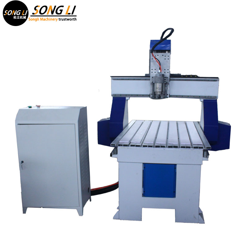 Songli Cnc  Small Woodworking Engraving Machine 6090 2.2 KW Relief Automatic Engraving Cnc Board Furniture