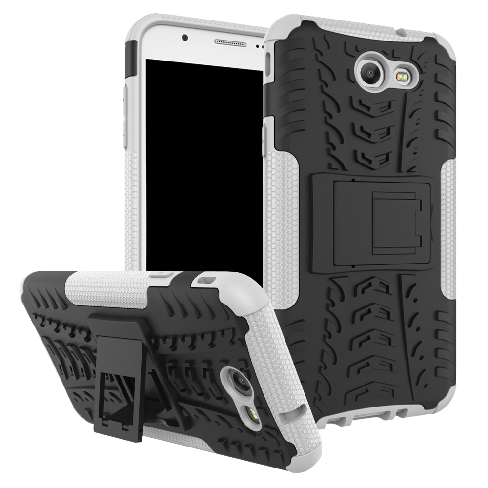 For Samsung Galaxy J7 2017 Case Tough Impact Heavy Duty Armor Hybrid Anti-knock Silicone Hard Cover Case for Samsung J7 2017