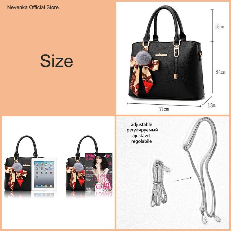 cdefdf01b069 Nevenka Leather Handbag Women Purses and Handbags Female Crossbody Bag for Women  Summer Beach Bag Luxury