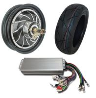 Быстрая доставка 12 дюймов электрический самокат 1000 Вт 1500 Вт 2000 Вт 3000 Вт дисковые тормоза бесщеточный электродвигатель велосипед электричес