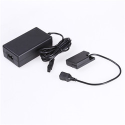 Eh-5 ep-5a câmera adaptador de energia ac + ep-5a acoplador dc para nikon d3200 d3300 d5300 d5200 d5500