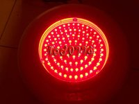 Grow Light Free Shipping New 90W LED UFO Plant Hydroponic Lamp Grow Lights All Red 630NM