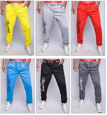 35732dd940d86a Wholesale Jogging Cartoon Pants Mens Harem Sweat pants Trousers jordan  joggers Pants Men s Fashion letters printed pant -CZJ458C
