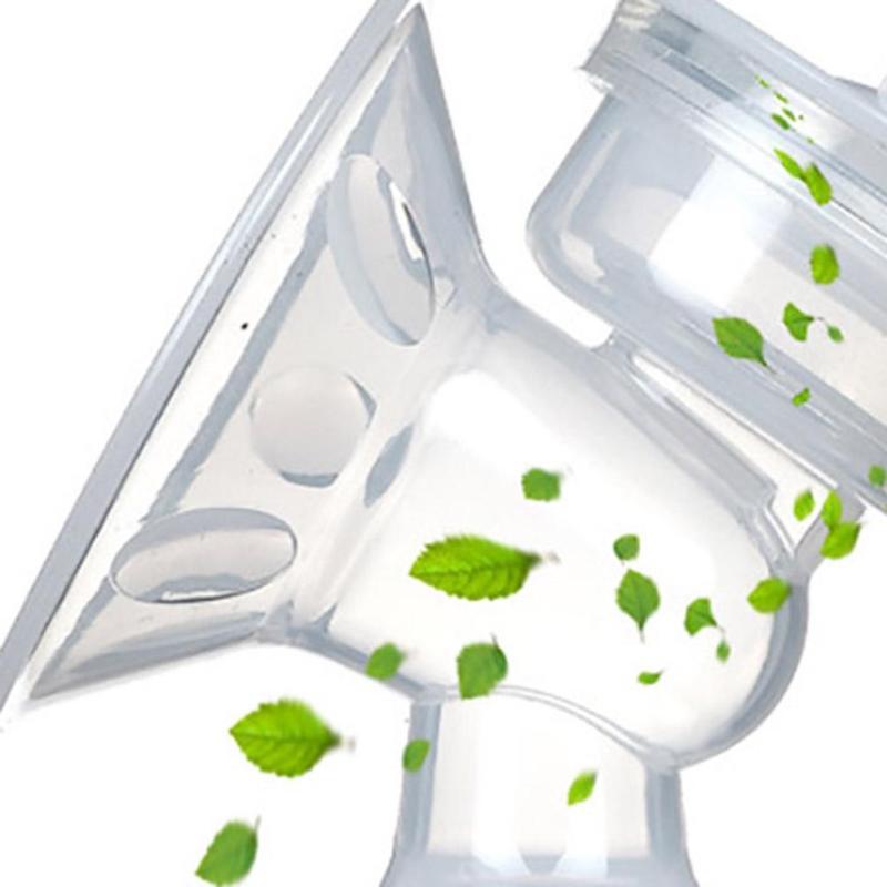 Удобный USB Электрический молокоотсос BPA бесплатно грудного вскармливания молокоотсос Молоко насос автоматический дояр, массаж насосы R4