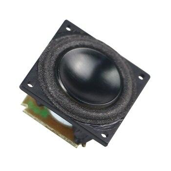 GHXAMP 18mm Mini Full Range Speaker Bluetooth Speaker DIY 4Ohm 2W  Boombox Radio Computer Tweeter MId Bass Loudspeaker 18*18mm 3