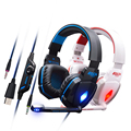 G4000 ycdc casque gamer headset gaming headset fone de ouvido luminosa jogo fones de ouvido com cancelamento de ruído com microfone para computador