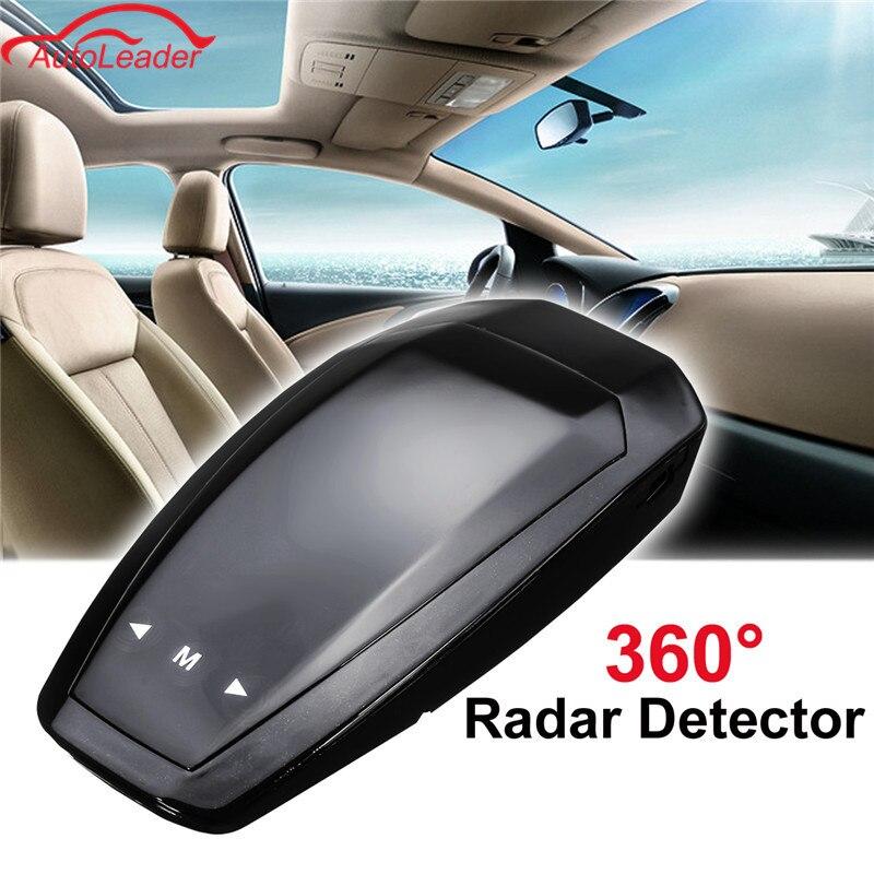 Best buy ) }}12V 360 Degree VB Car Radar Detector LED