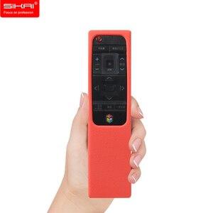 Image 2 - SIKAI 2018 Schutzhülle für Samsung BN59 01220A BN59 01220E Smart TV Fernbedienung Abdeckung für Samsung BN59 01220A BN59 01220E Remote