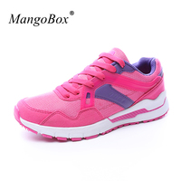 MangoBox Female Sports Shoes Purple Pink Running Shoes For Girls Super Cool Sport Shoes Female New