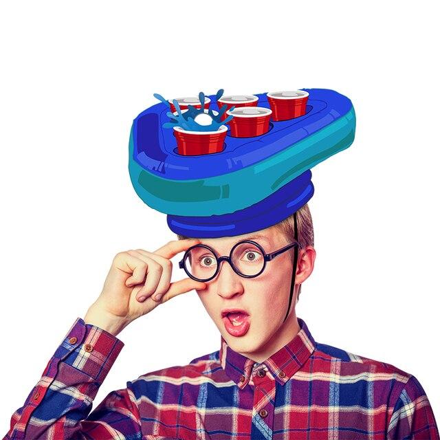 Beer-pong hat 3