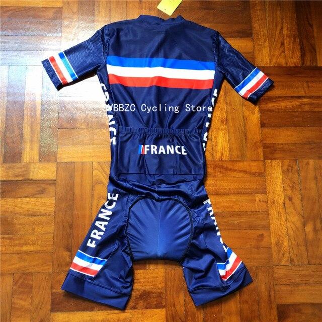 Skinsuit masculino para ciclismo e estrada, mais nova roupa esportiva de triatlo, ciclismo na frança, mtb, ciclismo e estrada 2
