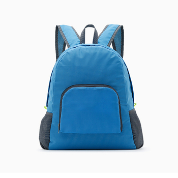 IUX New hot sale Casual Women Nylon Folding Backpack Fashion Style Teenagers Hand School Bags Girls Laptop Trave  Backpack