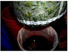 Alle mesh 1 gallonen 5 stücke luftblasenbeutel wachsen tasche blase raute tasche herb extraction eis filter Wiederverwendbar und Kanalisation schneller
