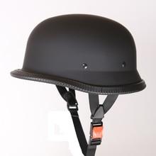 Shipping motorcycle helmet ms.man helmet Harley helmet German helmet half face wholesale