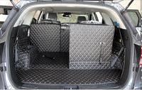 Good Carpets Special Car Trunk Mats For KIA Sorento 7seats 2015 Durable Waterproof Luggage Mats For