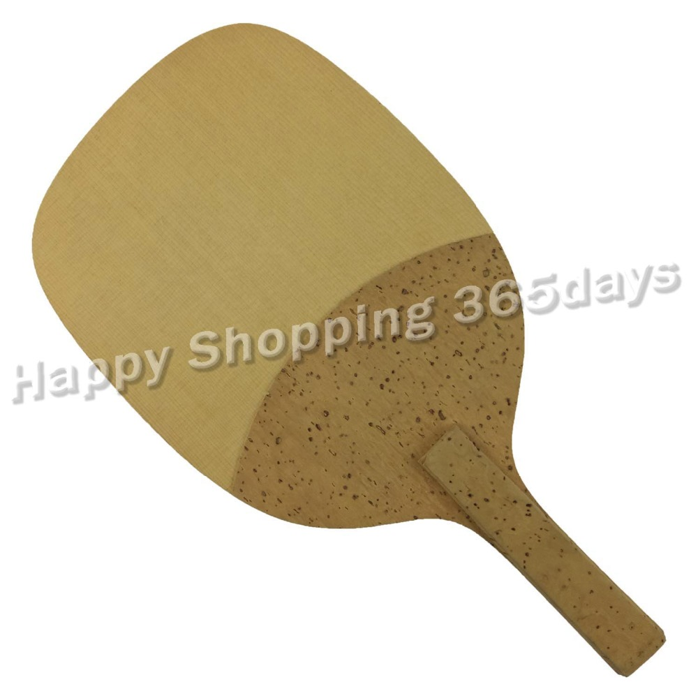KTL J-H(JH, J H) Японский penhold настольный теннис/pingpong blade